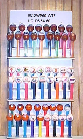 ShowTime PEZ Wall Displays