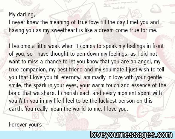 12 best love letters images on Pinterest Cartas de amor, Love - love letters for her