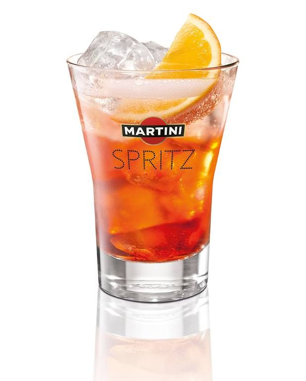 Cocktail Martini Spritz pour 1 personne - Recettes Elle à Table