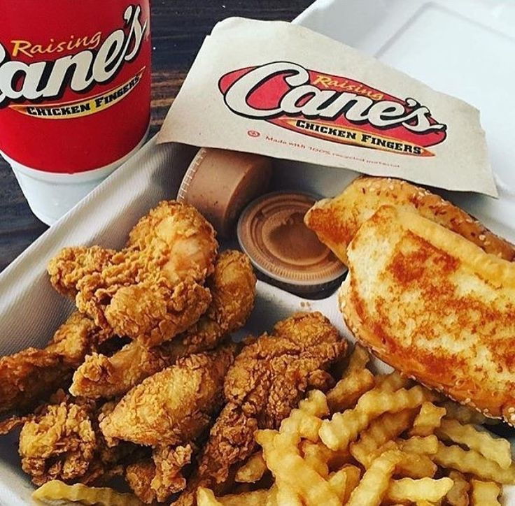 Raising Canes in Laurel, MS. Made a stop on the way to the beach. Wasn't impressed.
