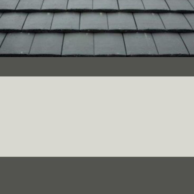 Slate (roof tiles) Woodland grey (trim and mouldings) Surfmist (render) Woodland grey (porch tile trim)