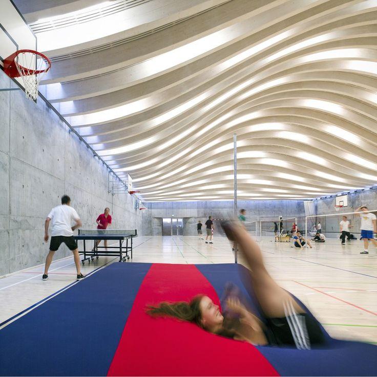 Gammel Hellerup Gymnasium / BIG