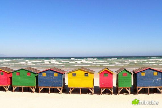 Cape Town Beach Houses