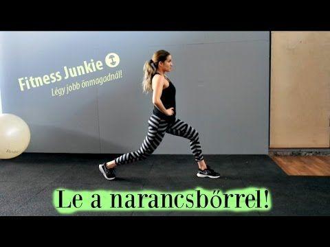 Fitness Junkie Bikini Body Project 1.hét-Formás lábak - Fitness Junkie
