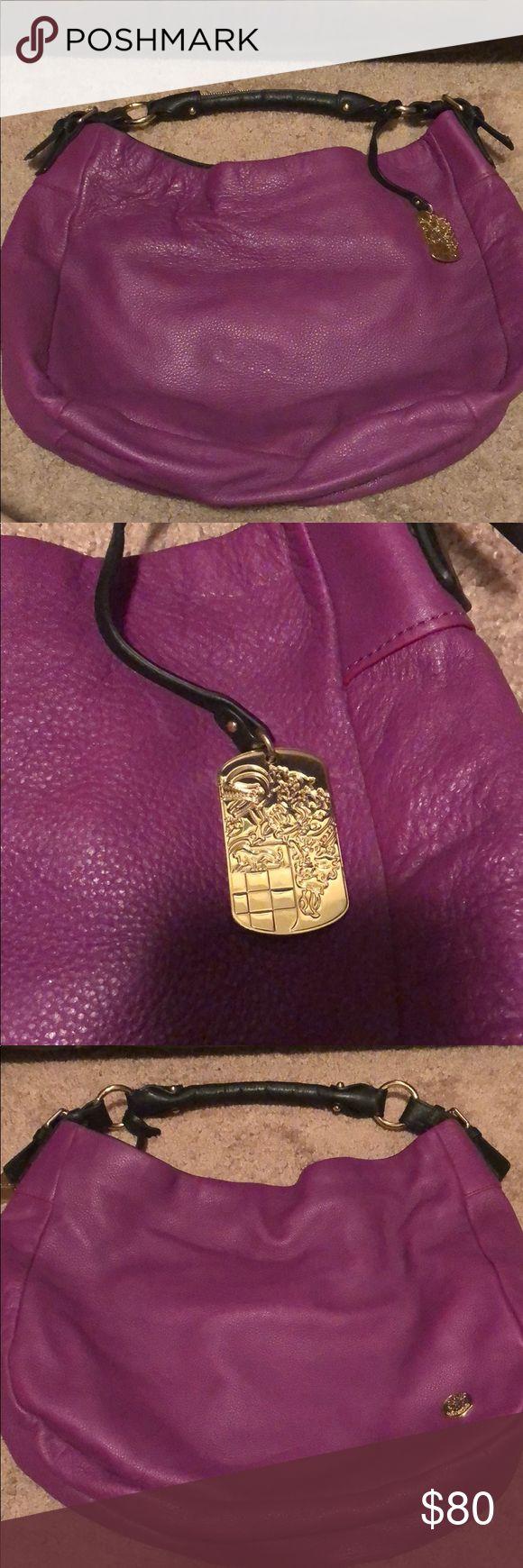 Purple Vince camuto hobo shoulder bag NWOT Purple Vince camuto hobo shoulder bag  Never used. NWOT Vince Camuto Bags Hobos