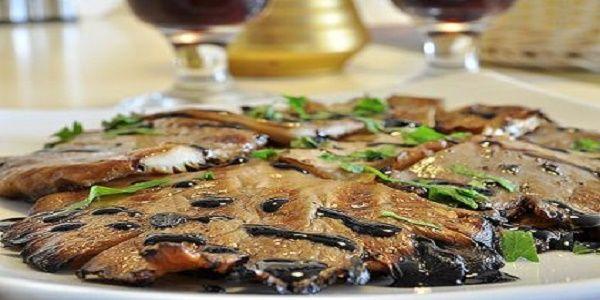 Ψητά μανιτάρια πλευρώτους με ρίγανη σκόρδο και βαλσάμικο