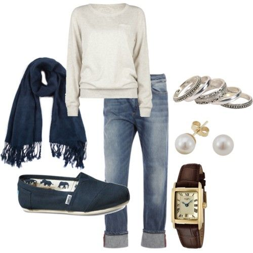 Comfy: Casual Outfit, Weekend Outfit, Casual Friday, Toms Shoes, Comfy Casual, Fall Outfit, Casual Looks, Cute Outfit, My Style