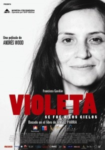 Chilean film about the life of Violeta Parra