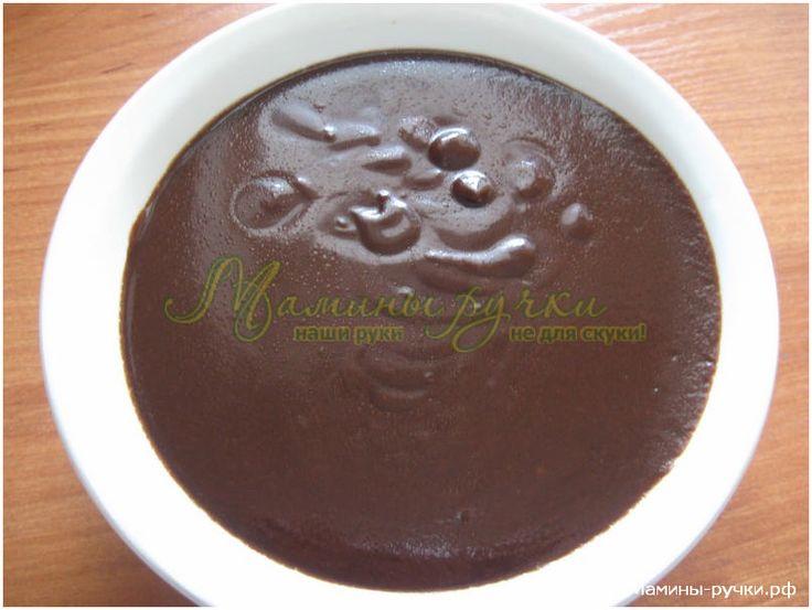 домашний шоколад для тортов