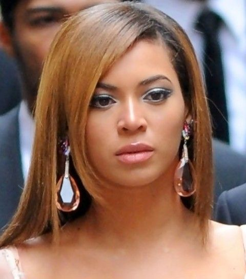 25 unique long straight haircuts ideas on pinterest long beyonce hairstyles slick long straight haircut with bangs urmus Choice Image