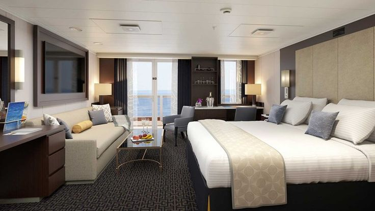 Holland America Line Upgrades Suites On Certain Cruise Ships