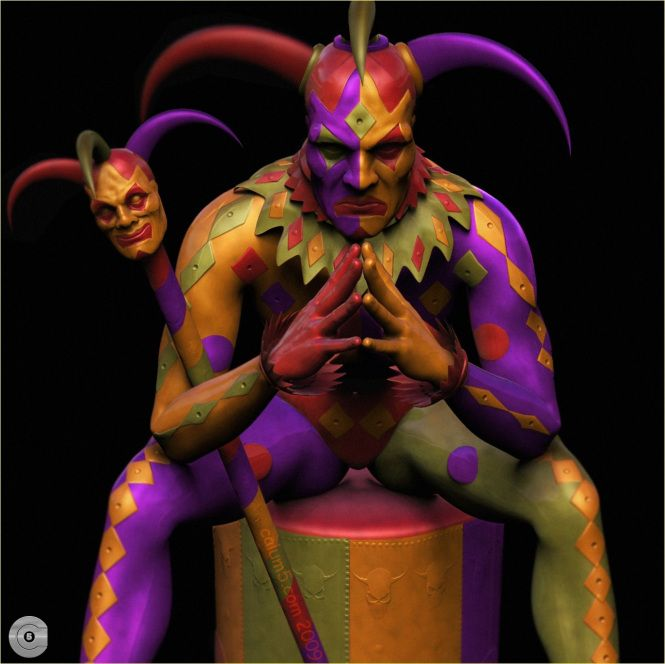 """Image Source For my first post on this series, please click here. The term """"jester"""" originates from an ancient profession in the Medieval Ages – a professional joker employ…"""