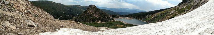 St. Mary's Glacier Idaho Springs Colorado [2175 x 365] (OC)