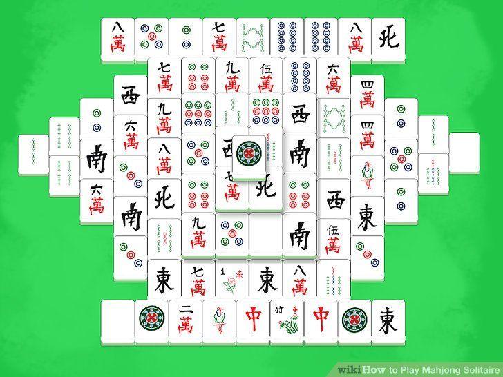 How to play mahjong solitaire in 2020 mahjong mahjong