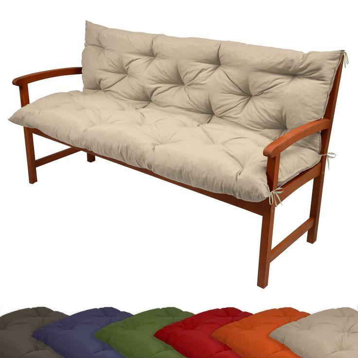 17 meilleures id es propos de coussins pour banc sur pinterest rideaux de s curit fen tre. Black Bedroom Furniture Sets. Home Design Ideas