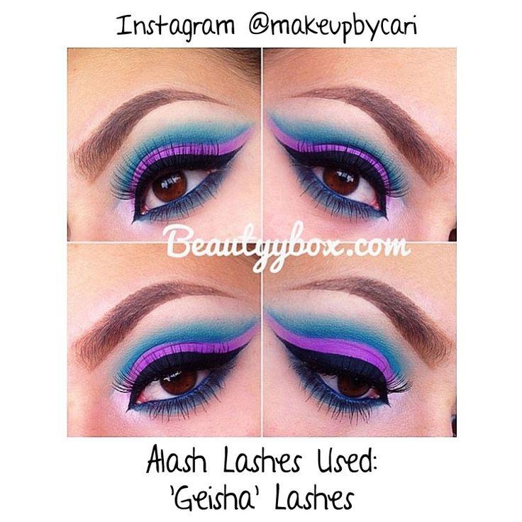 alash false lashes