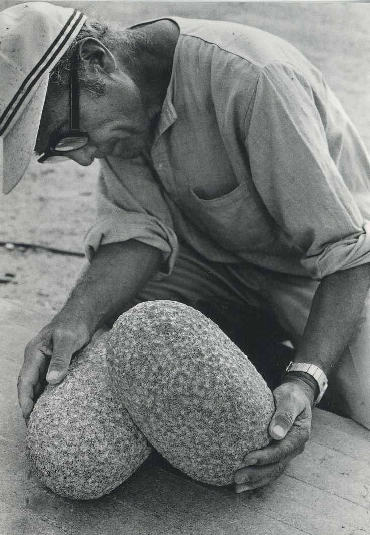 isamu noguchi (c1979)