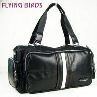 Pájaros de vuelo ! 2014 nuevo estilo de moda bolsas de bolsas de viaje los hombres de los hombres de mensajero bolsa de viaje grande del envío libre bolso fresco LM0275c