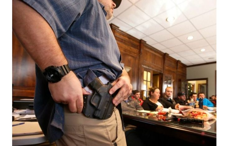 You'll never guess which state made a STUNNING decision on concealed carry…NH