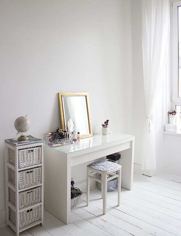 The 25 best malm dressing table ideas on pinterest ikea for Dressing room ideas ikea
