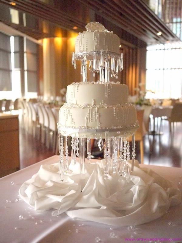 elegant wedding centerpieces | The Wide Choice of Crystal Wedding Décor