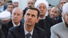TAKE THAT, MONSANTO: SYRIA BANS GMOS IN FOOD. President Bashar al-Assad of Syria, where more than 33,000 people have been killed in 19 months of conflict, issued a law on GM food Thursday to preserve human life, state-run SANA news agency reported.