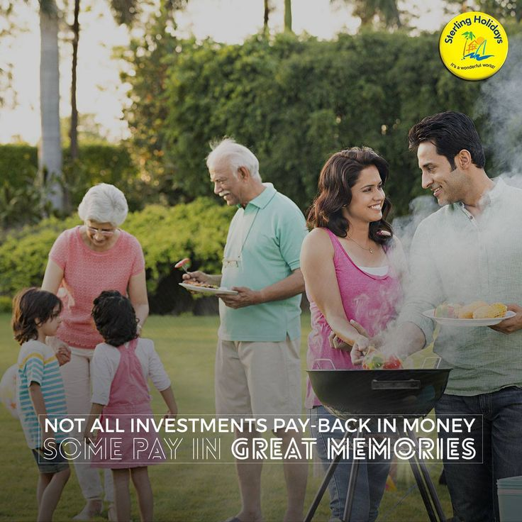 The best way to predict your future is to create it. What better way to ensure happy days ahead for you and your family than making an investment? We're talking about the best happiness -insurance plan around: #Holidays ! To know more visit our website. #SterlingHolidays #HolidayLifestyle #DiscoverJoy