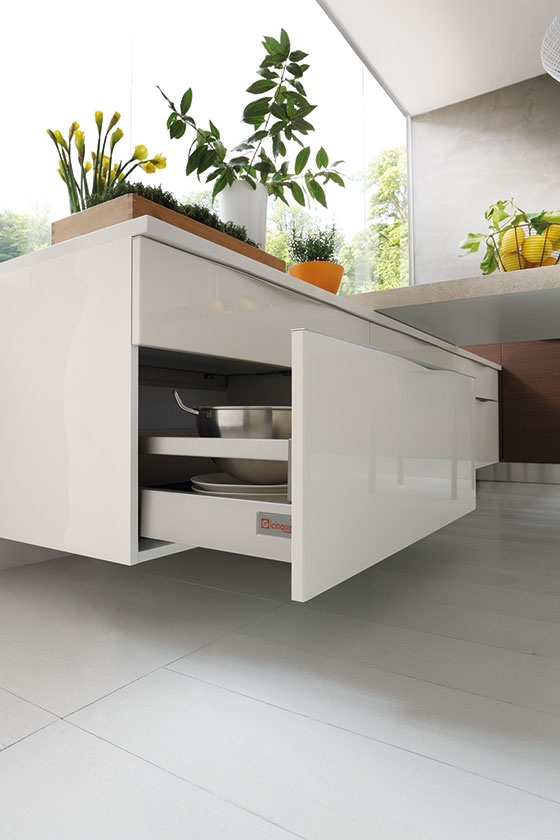 #cucine #cucine #kitchen #kitchens #modern #moderna #gicinque #onda  http://www.gicinque.com/it_IT/products/1/gallery/2/line/59