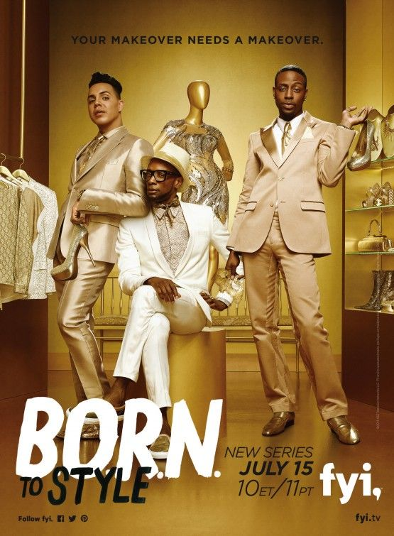 Click to View Extra Large Poster Image for B.O.R.N. to Style