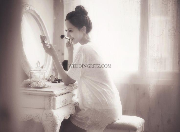 Korea Pre-Wedding Photoshoot - WeddingRitz.com » New Pre-Wedding Photo Sample by Saranghada