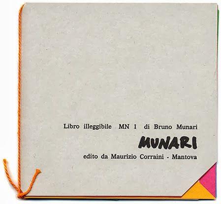 MOSTRA | Bruno Munari a New York - Corraini Edizioni | Design with love