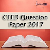 here you can get all info which is based on CEED Question Paper 2017 with latest CEED Answer Key 2017 for your upcoming result peramitter.