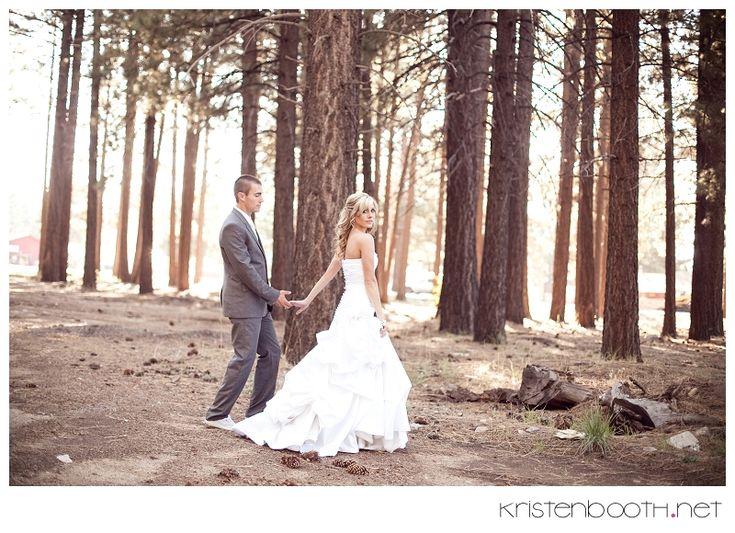 {Big Bear California Wedding Photographer} Sheena