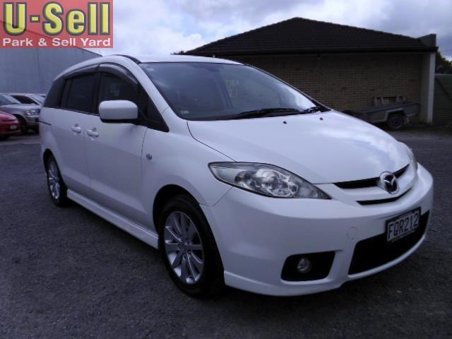 2005 Mazda Premacy for sale | $6,990 | U-Sell | Park & Sell Yard | Used Cars | 797 Te Rapa Rd, Hamilton, New Zealand