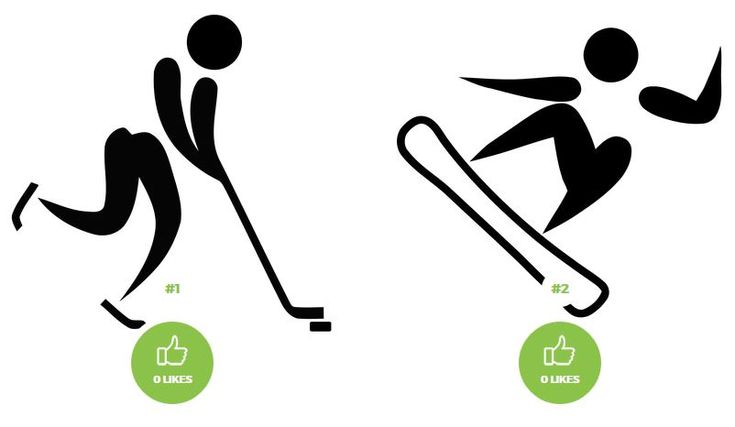 Which winter sport is more beautiful? Ice hockey or Snowboarding