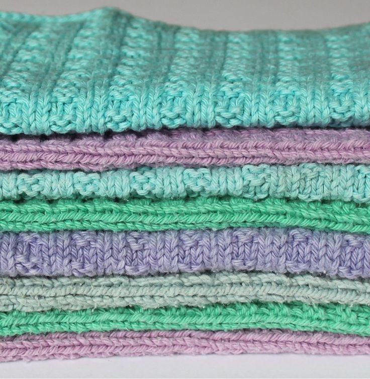 174 best Dishcloth Knitting Patterns images on Pinterest | Dishcloth ...