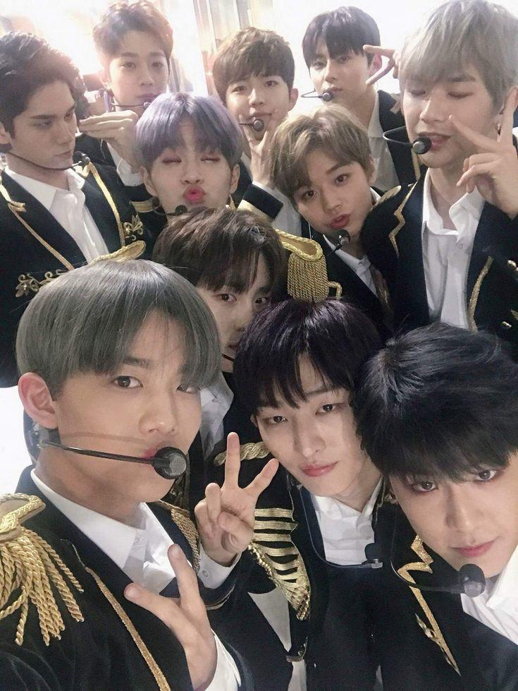 [171231] MBC Gayo Daejun ♡ #wannaone