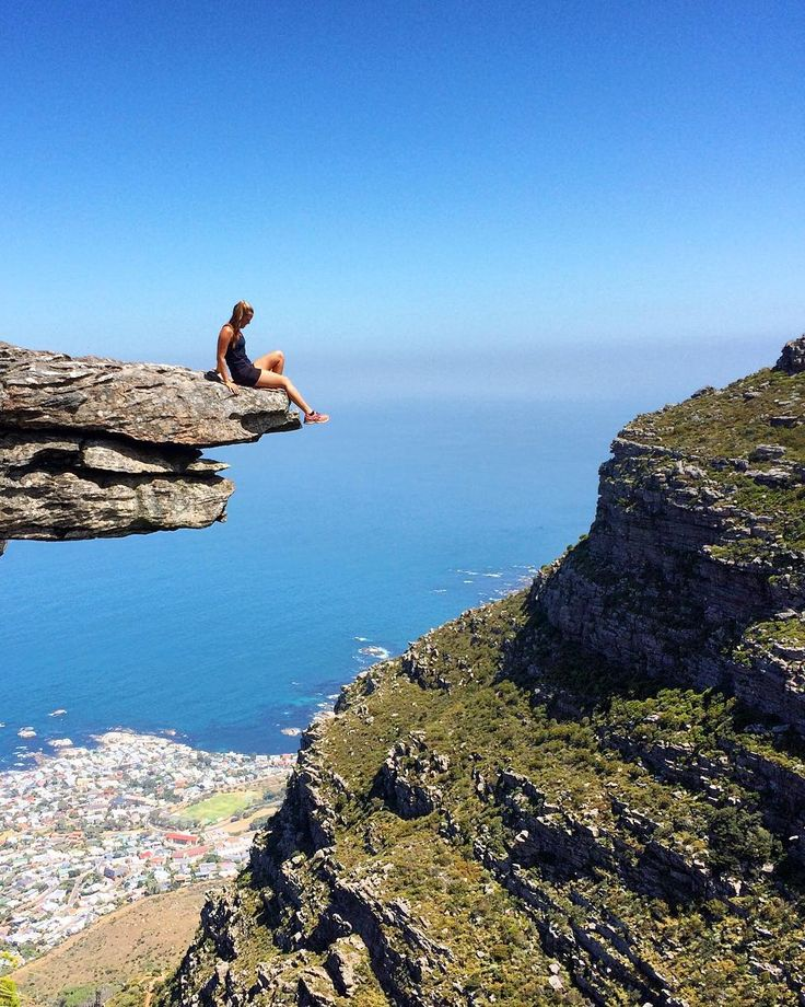 Table Mountain National Park, Kasteelspoort Trail.  Image by @ni.cole.sk
