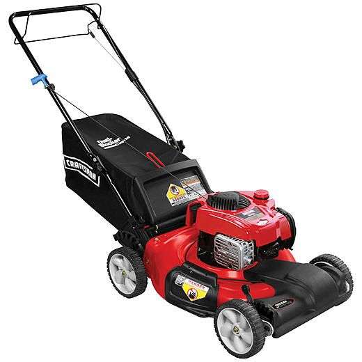 "Craftsman 150cc 21"" Front Wheel Drive Lawn Mower"
