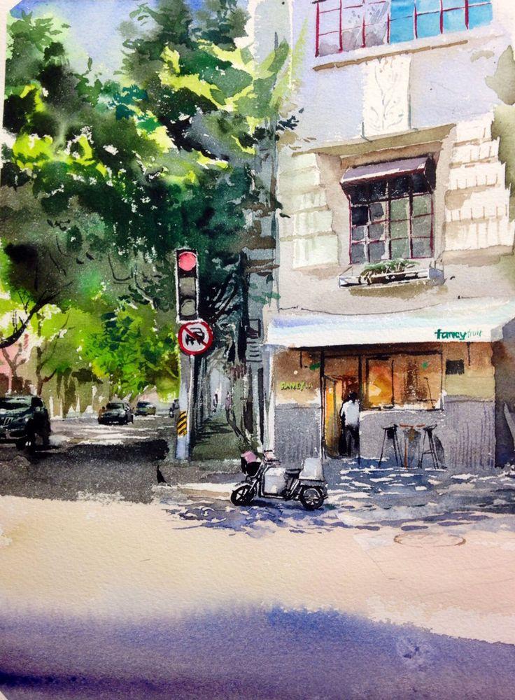 115wukang road 密丹公寓(Midget Apartments)