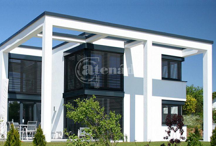 aluminium external blind