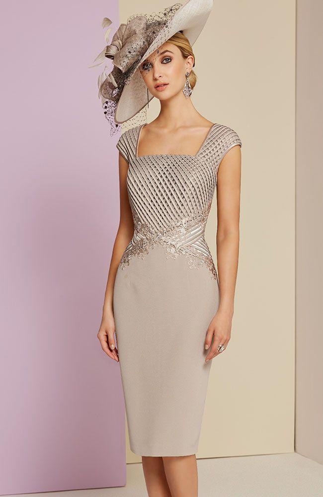 Veni Infantino 991401 Taupe & Ivory Mutter Outfit – Verkaufspreis £ 770