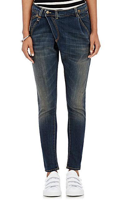 R13 Crossover Slim Jeans - Jeans - 502650573
