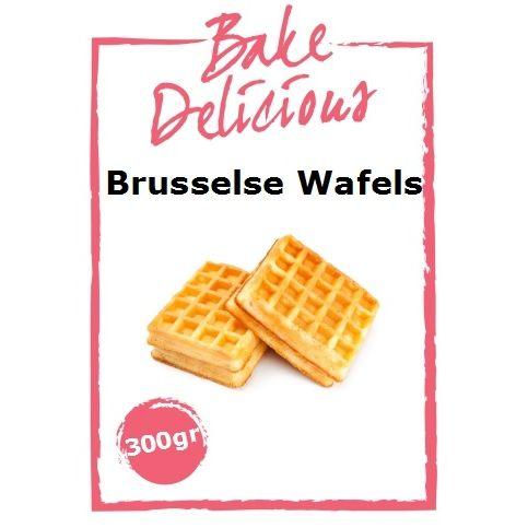 Bake Delicious Mix voor Brusselse wafels