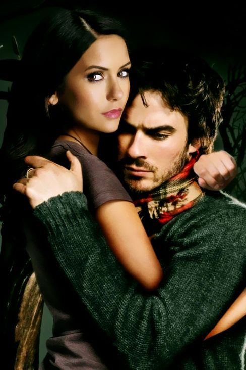 Elena Damon The Vampire Diaries