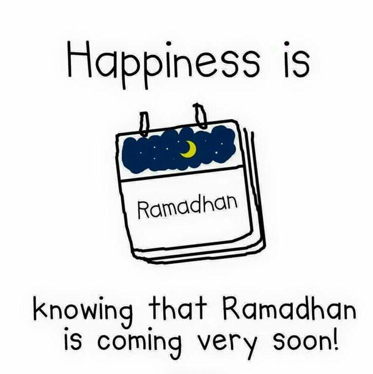 YESSS!! اللهم بلغنا رمضان .