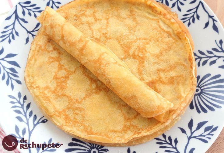 Cómo preparar unos frixuelos, frisuelos o fayuelos. Receta para que te salga perfecto este postre asturiano muy similar a las filloas gallegas.