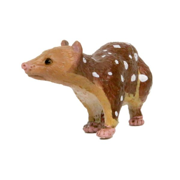 Southlands Spotted Tail Quoll figurine | Worldwide shipping www.minizoo.com.au