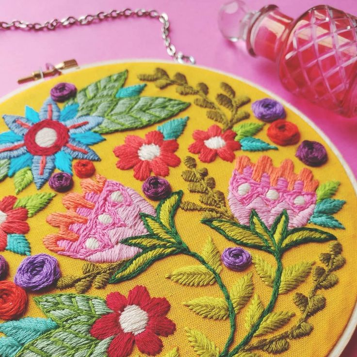 Embroidery by Friday55