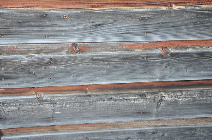 Shiplap Siding On An Old Shed Looks Like Pattern 105 In